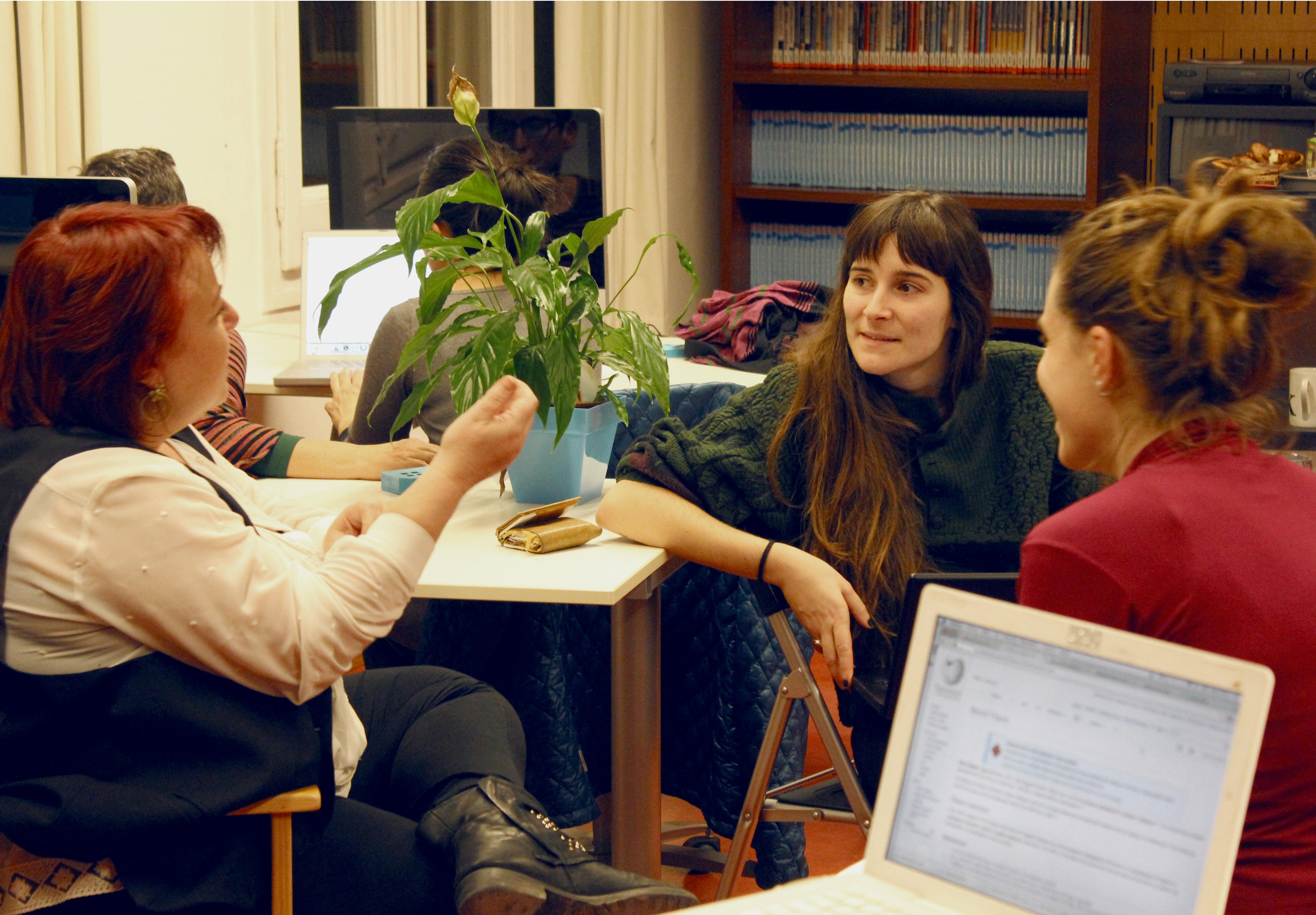 Plantejant noves maneres de combatre el 9% de dones viquipedistes