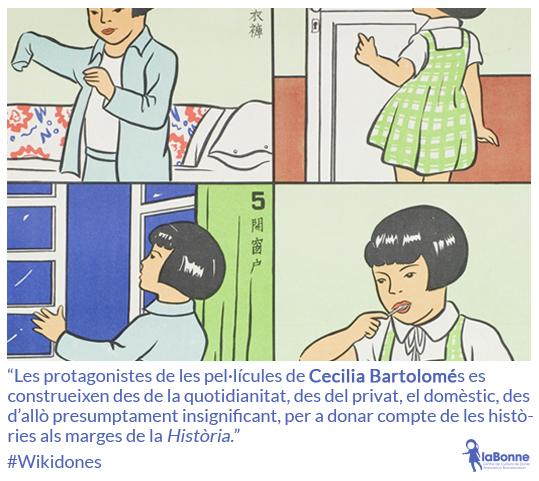 Cecilia Bartolomé
