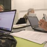 Llibres, tesis o webs, tota referència val