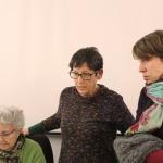 La Montse Novell i la Marta Mariño, les dinamitzadores