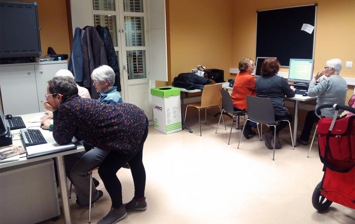 Wikidones a Horta-Guinardó-El Carmel: treballar el teixit de barri