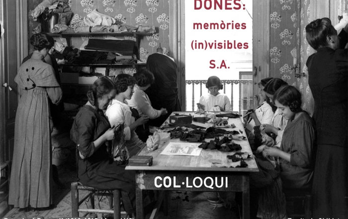 """Wikidones al col·loqui """"Dones: memòries (in)visibles S.A"""""""