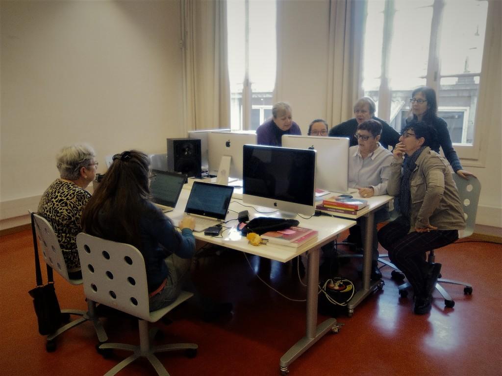 Wikidones 2018 a La Bonne